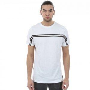 Mouli Troy Tee T-paita Valkoinen