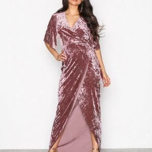 Moves Ilena Dress Loose Fit Mekko Orchid
