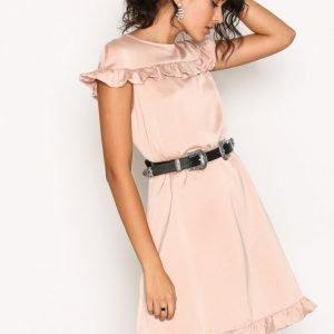 Moves Lali Dress Loose Fit Mekko Rose