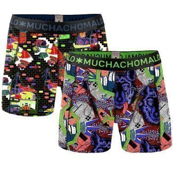 Muchachomalo Build a House Boxer 2 pakkaus