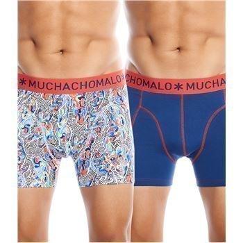 Muchachomalo Pinocchio Boxer Navy 2 pakkaus