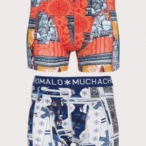Muchachomalo Royal 2P Boxer Bokserit Multicolor
