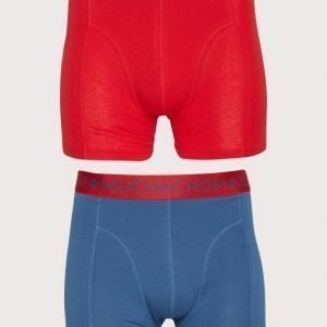Muchachomalo Solid 2-Pack Boxer Bokserit Multicolor