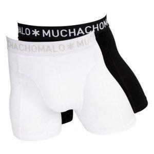 Muchachomalo Solid 2-pack 03 Black/White