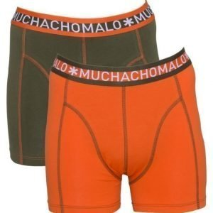 Muchachomalo Solid 2-pack 146 Brown/Orange