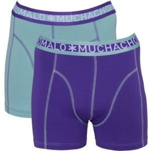 Muchachomalo Solid 2-pack 147 Purple/Grey blue