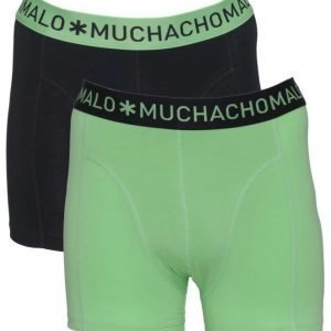 Muchachomalo Solid 2-pack 150 Black/Deep green