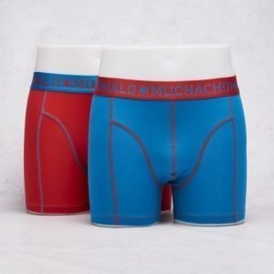 Muchachomalo Solid 2-pack 155 Red/Blue