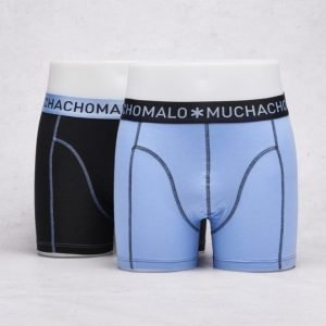 Muchachomalo Solid 2-pack 157 Lilac/Black