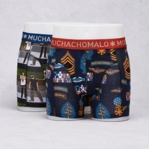 Muchachomalo Uniform 2-pack 04 Print