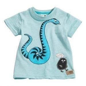 Mumin T-paita Sininen