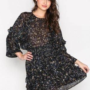 Munthe Senorita Skirt Midihame Black