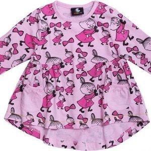 Muumi Mekko Light Pink Melange
