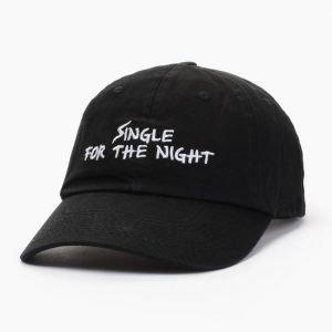 NASASEASONS Single For The Night Snapback