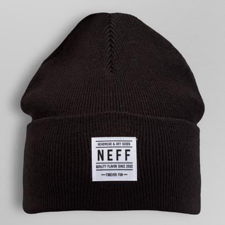 NEFF Pipo Musta