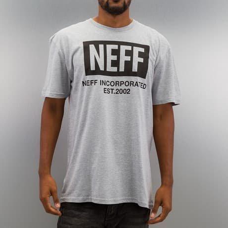 NEFF T-paita Harmaa