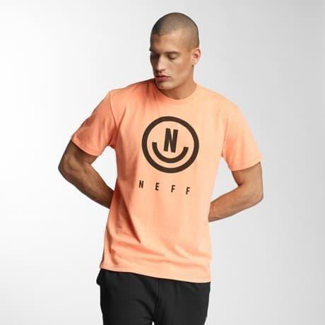 NEFF T-paita Oranssi