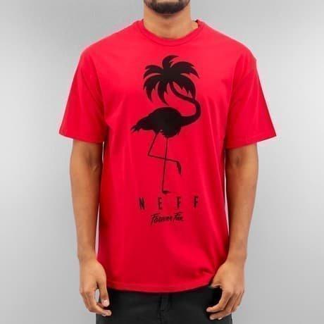 NEFF T-paita Punainen