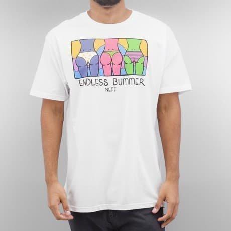 NEFF T-paita Valkoinen