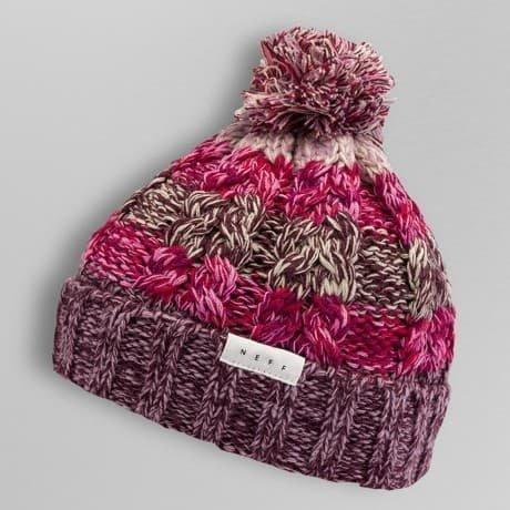 NEFF Talvipäähine Vaaleanpunainen