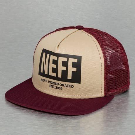NEFF Verkkolippis Punainen