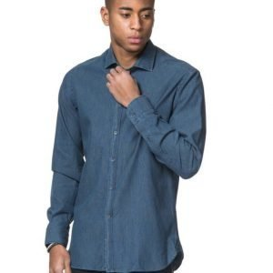 NILS 1106 Blues Print 003 Denim