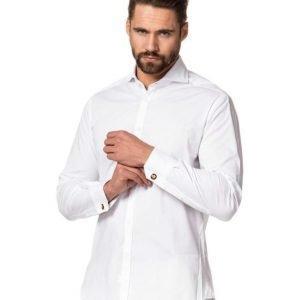 NILS Anten 1007 Poplin Cufflink Shirt