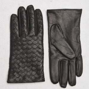 NILS Braided Glove 009 Black