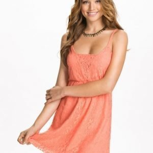NLY Blush Amazing Lace Dress
