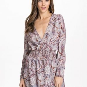 NLY Design Printed Smock Dress