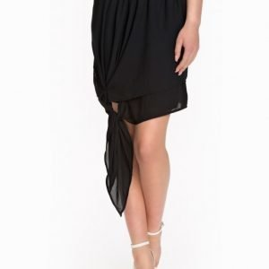 NLY Design Tied Chiffon Skirt