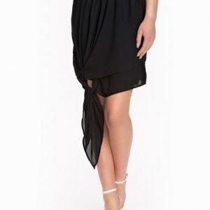 NLY Design Tied Chiffon Skirt