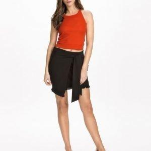 NLY Design Tied Mini Skirt