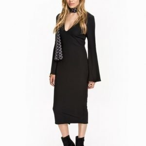 NLY Design Wide Sleeve Dress