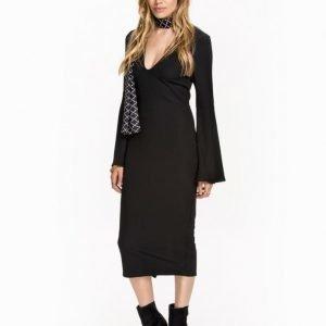 NLY Design Wide Sleeve Dress