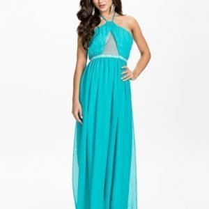 NLY Eve Chiffon Gathers Dress