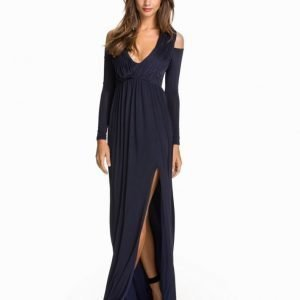 NLY Eve Cut Out Drape Dress