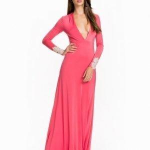 NLY Eve Plain V-neck Dress
