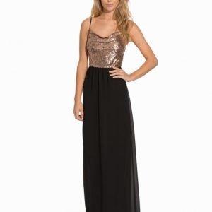NLY Eve Waterfall Chiffon Dress