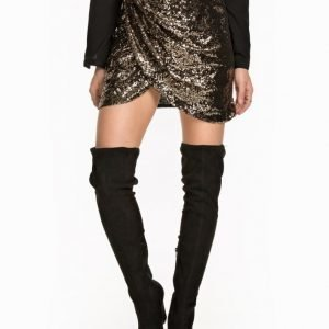 NLY ICONS Sequin Skirt