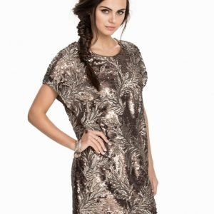 NLY ICONS Stars of Heaven Dress Guld