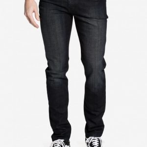 NLY MAN Slim Fit Dark Blue Wash Farkut Sininen