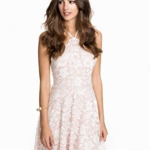 NLY One Cross Strap Back Skater Dress