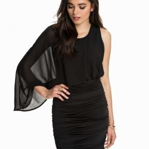 NLY One Draped One Shoulder Dress