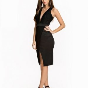 NLY One Geo Mesh Dress