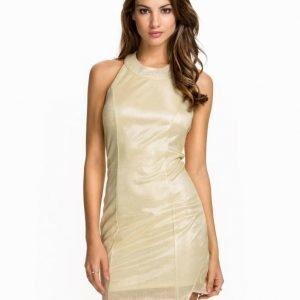 NLY One Halterneck Slit Dress