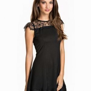 NLY One Lace Trim Dress