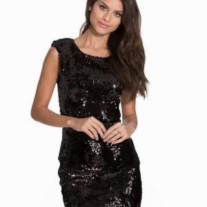 NLY One Padded Shoulder Dress
