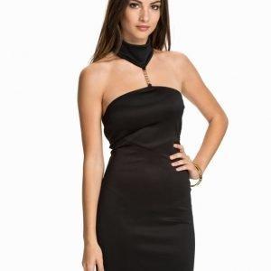 NLY One Polo Neck Trim Dress