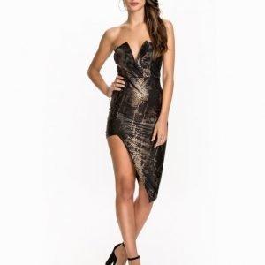 NLY One Python Bandeau Dress